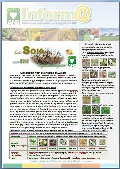 SOIA - diserbo post emergenza 2017