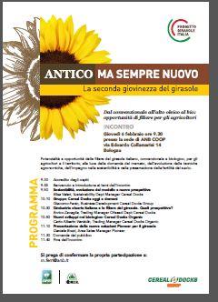 INCONTRO GIRASOLE 6 FEBBRAIO 2020